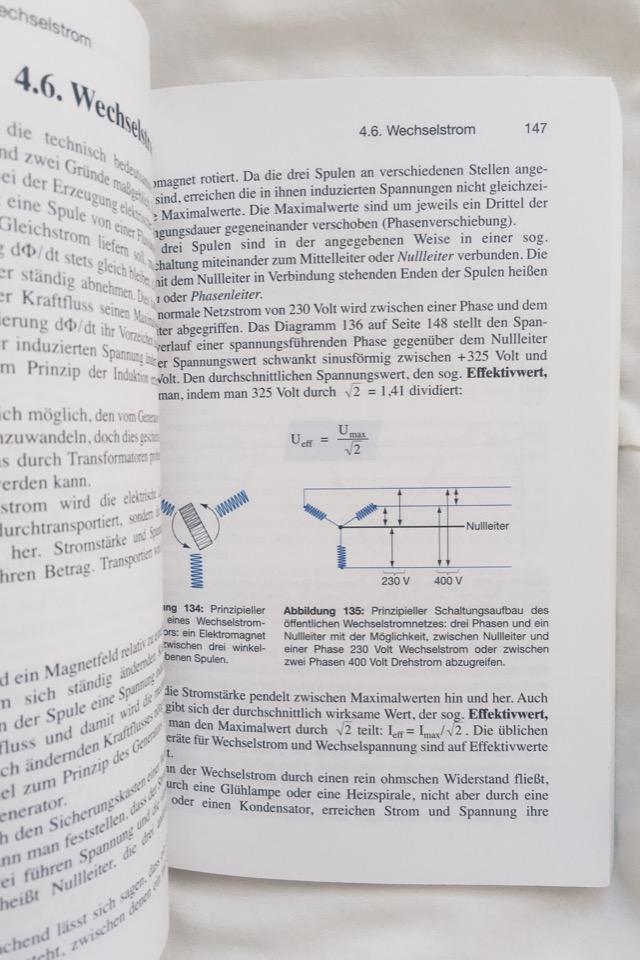 Großartig Wechselstrom Nullleiter Galerie - Elektrische Schaltplan ...