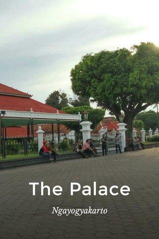 The Palace Ngayogyakarto