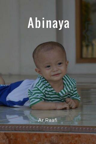 Abinaya Ar Raafi