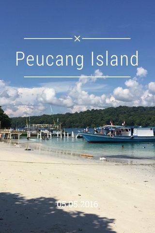 Peucang Island 05.05.2016