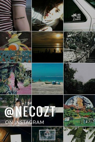 @NECOZT ON INSTAGRAM