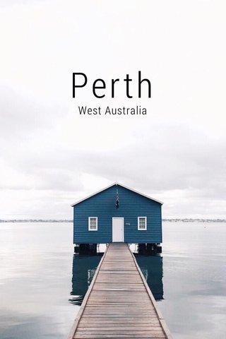 Perth West Australia