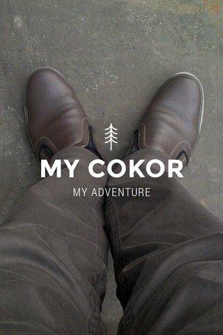 MY COKOR MY ADVENTURE