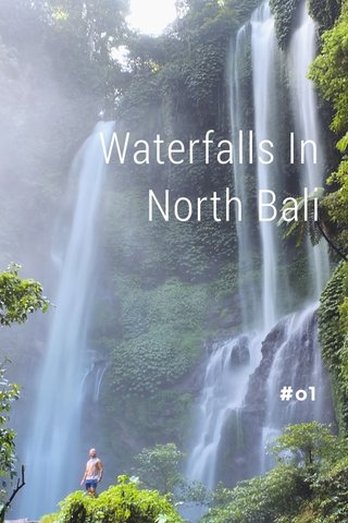 Waterfalls In North Bali #o1