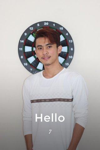Hello 7