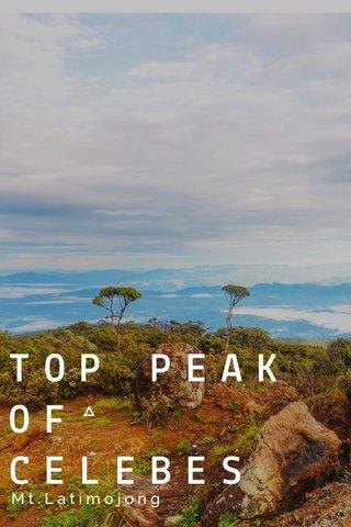 TOP PEAK OF CELEBES Mt.Latimojong