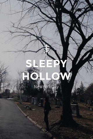 SLEEPY HOLLOW NewYorkCity