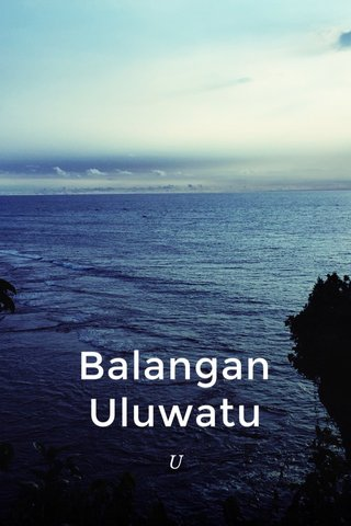 Balangan Uluwatu U