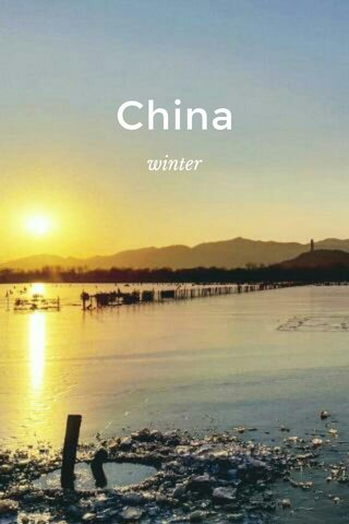 China winter