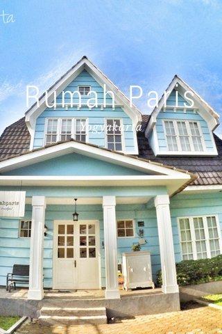 Rumah Paris Yogyakarta