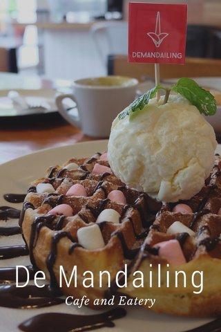 De Mandailing Cafe and Eatery