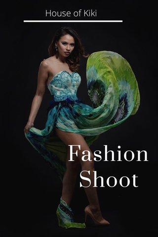 Fashion Shoot House of Kiki
