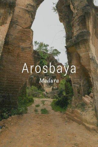 Arosbaya Madura