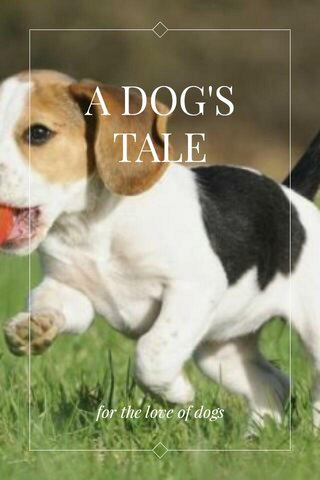 A DOG'S TALE for the love of dogs