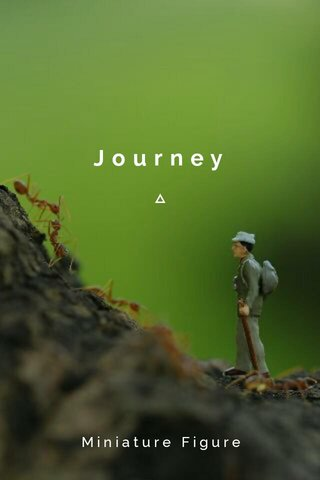 Journey Miniature Figure