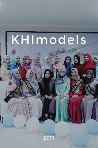KHImodels 2016