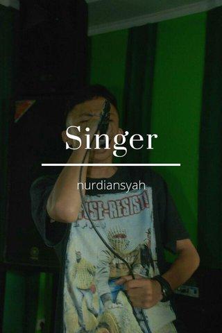 Singer nurdiansyah
