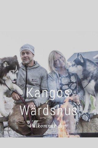 Kangos Wärdshus Välkomnar dig