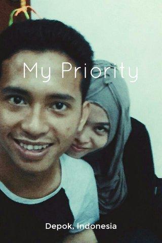 My Priority Depok, Indonesia