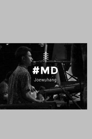 #MD Joewuhang