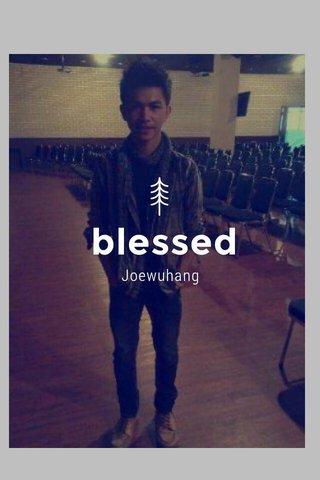 blessed Joewuhang