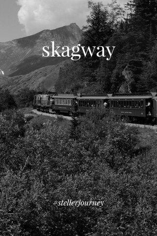 skagway #stellerjourney