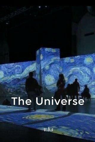 The Universe v.b.s