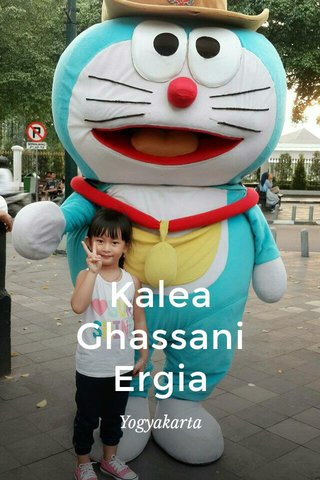 Kalea Ghassani Ergia Yogyakarta