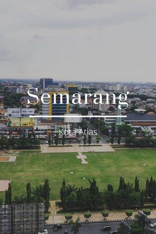 Semarang Kota Atlas