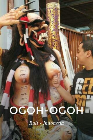OGOH-OGOH Bali - Indonesia