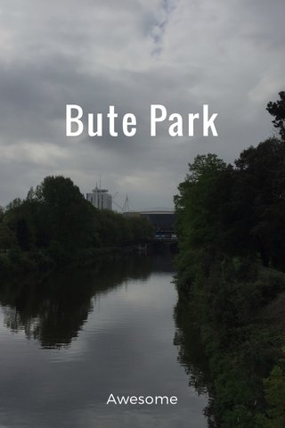 Bute Park Awesome