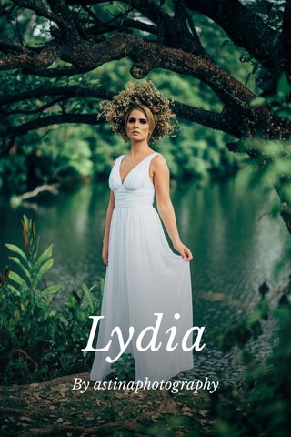 Lydia By astinaphotography