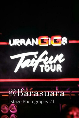 @Barasuara l Stage Photography 2 l