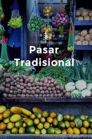 Pasar Tradisional L