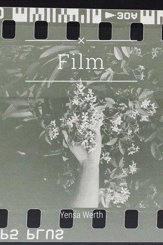 Film Yensa Werth