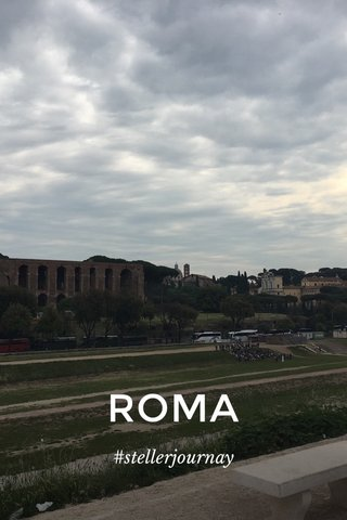 ROMA #stellerjournay
