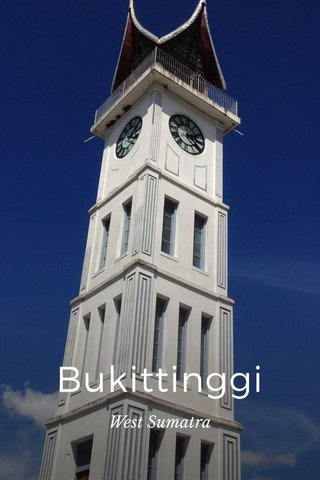 Bukittinggi West Sumatra