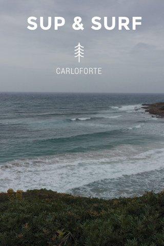 SUP & SURF CARLOFORTE