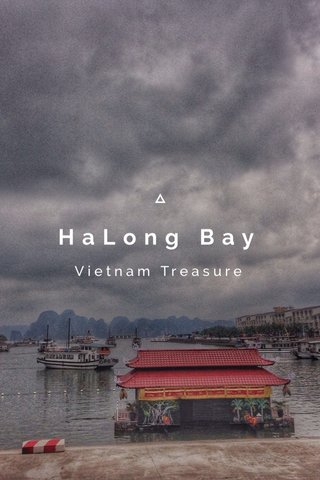 HaLong Bay Vietnam Treasure