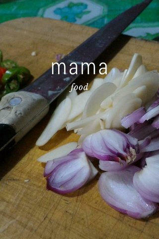 mama food