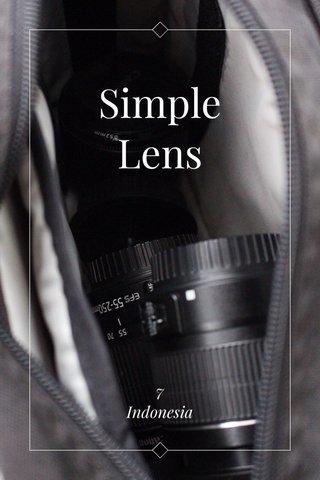 Simple Lens 7 Indonesia