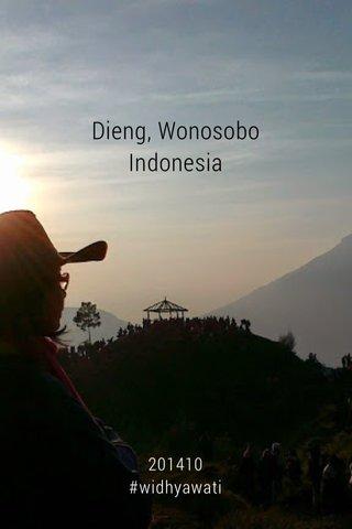 Dieng, Wonosobo Indonesia 201410 #widhyawati