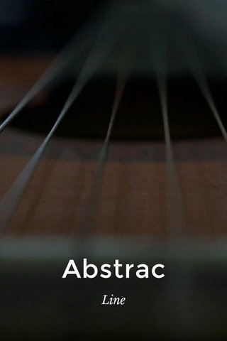 Abstrac Line