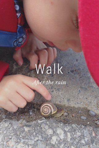 Walk After the rain