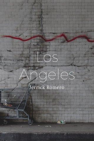 Los Angeles Jerrick Romero