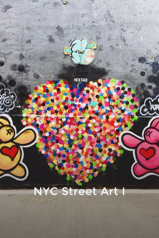 NYC Street Art I