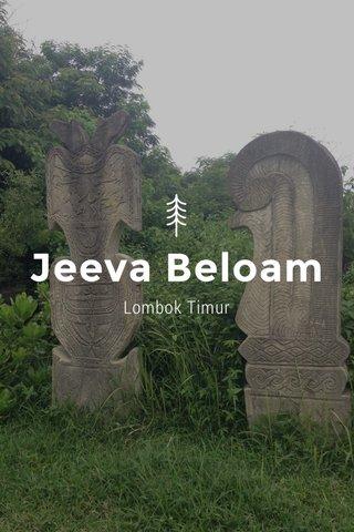 Jeeva Beloam Lombok Timur