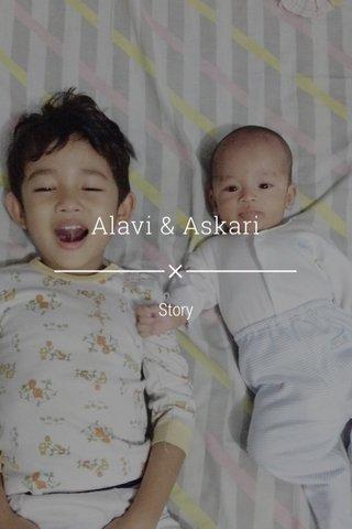 Alavi & Askari Story