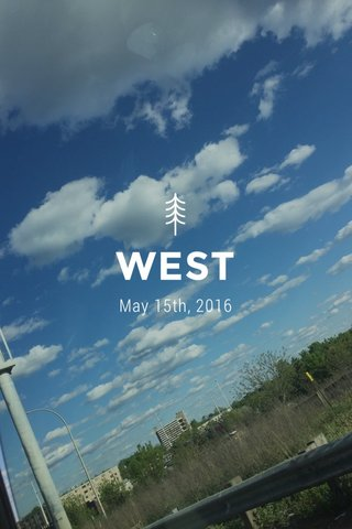 WEST May 15th, 2016
