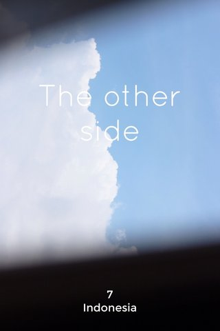 The other side 7 Indonesia